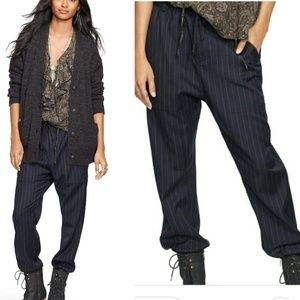 Denim & supply Ralph Lauren Pinstripe Jogger Pants
